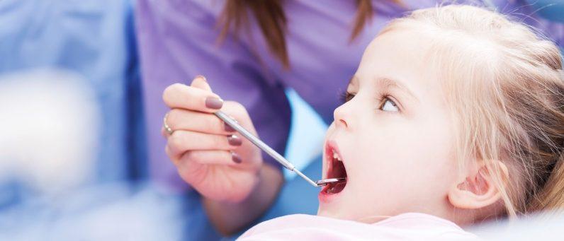 Prvi obisk zobozdravnika